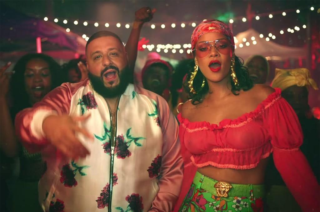 """DJ Khaled ft. Rihanna, Bryson Tiller """"Wild Thoughts"""""""