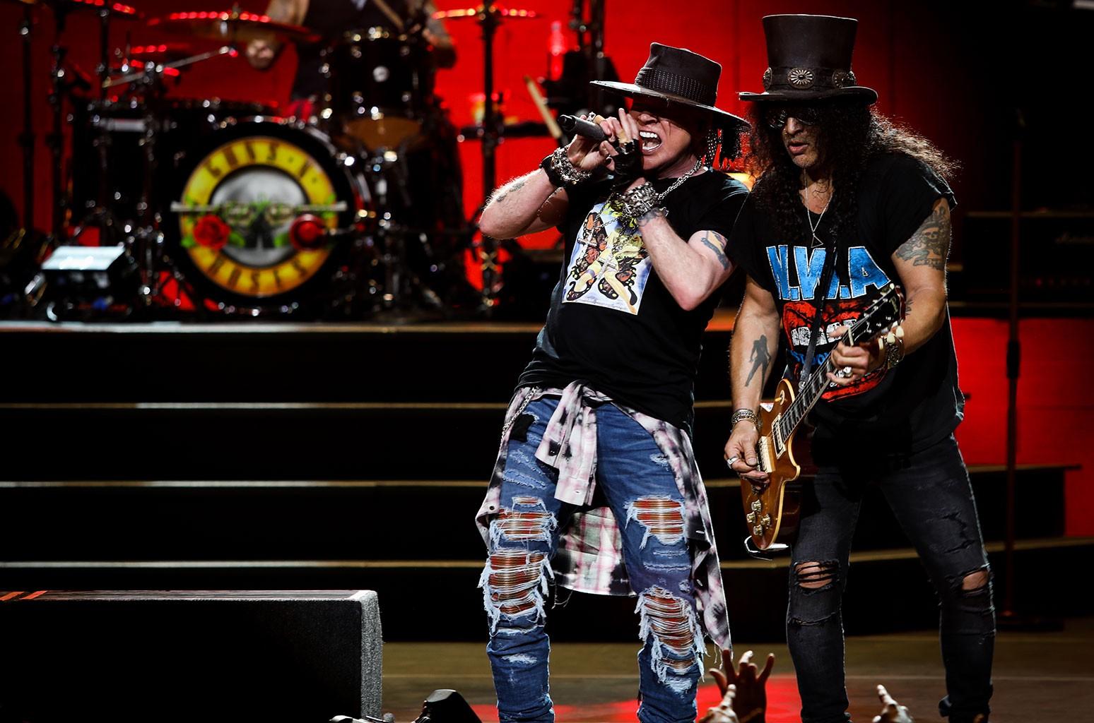Джефф Джонс из TEG говорит о туре по стадиону Guns 'N Roses: «Австралия и Новая Зеландия могут проложить путь»