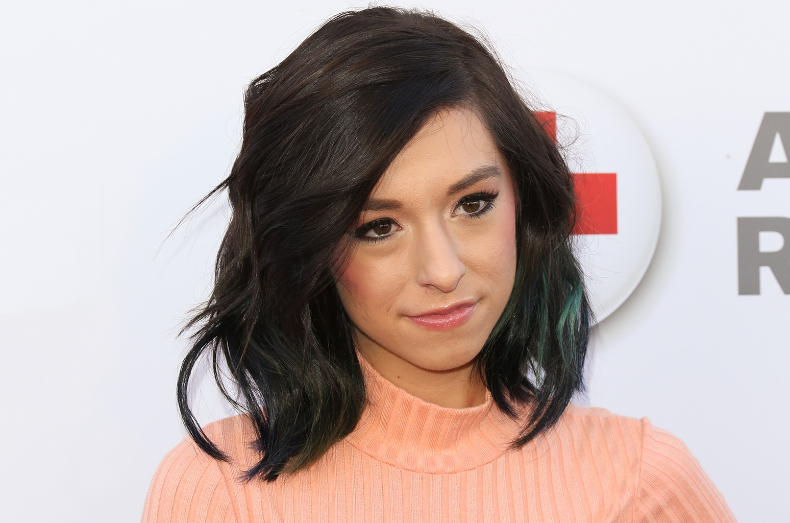 Christina Grimmie in 2016