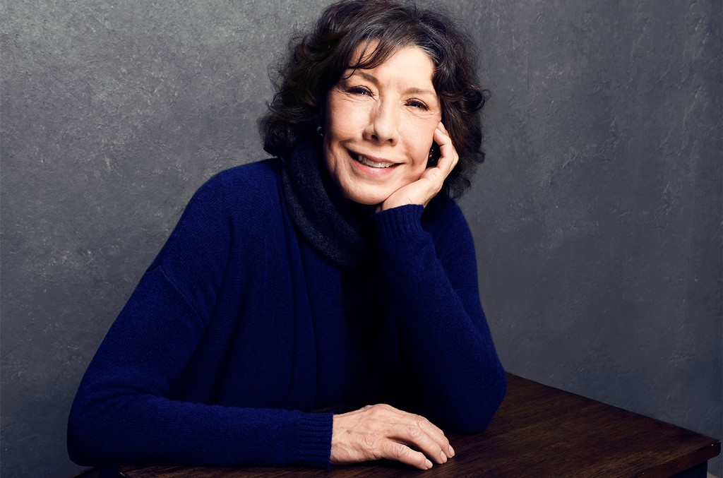 Lily Tomlin poses for a portraits at the 2015 Sundance Film Festival on Jan. 23, 2015 in Park City, Utah.