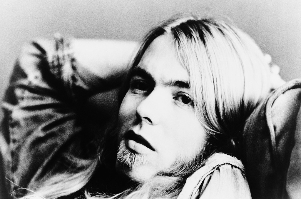 Greg Allman photographed in 1978.