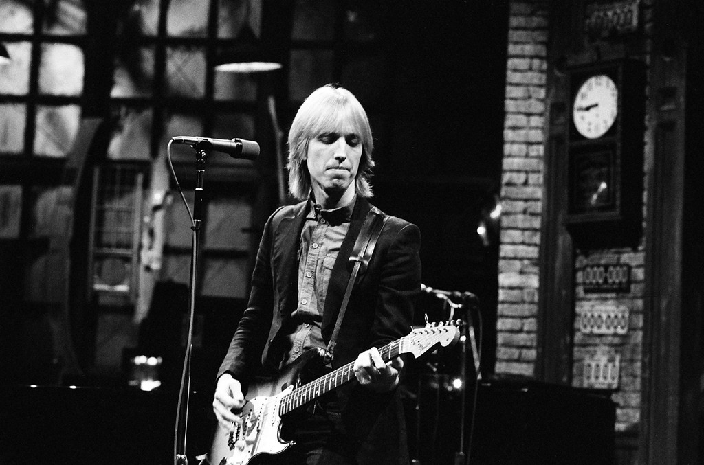 Tom Petty & The Heartbreakers perform on Saturday Night Live on Nov. 10,1979.