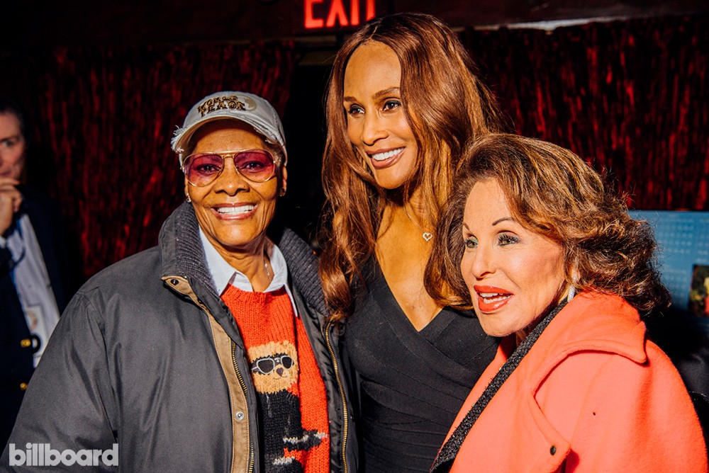 Arista Reunion photographed on April 16, 2016 at The Cutting Room in New York.