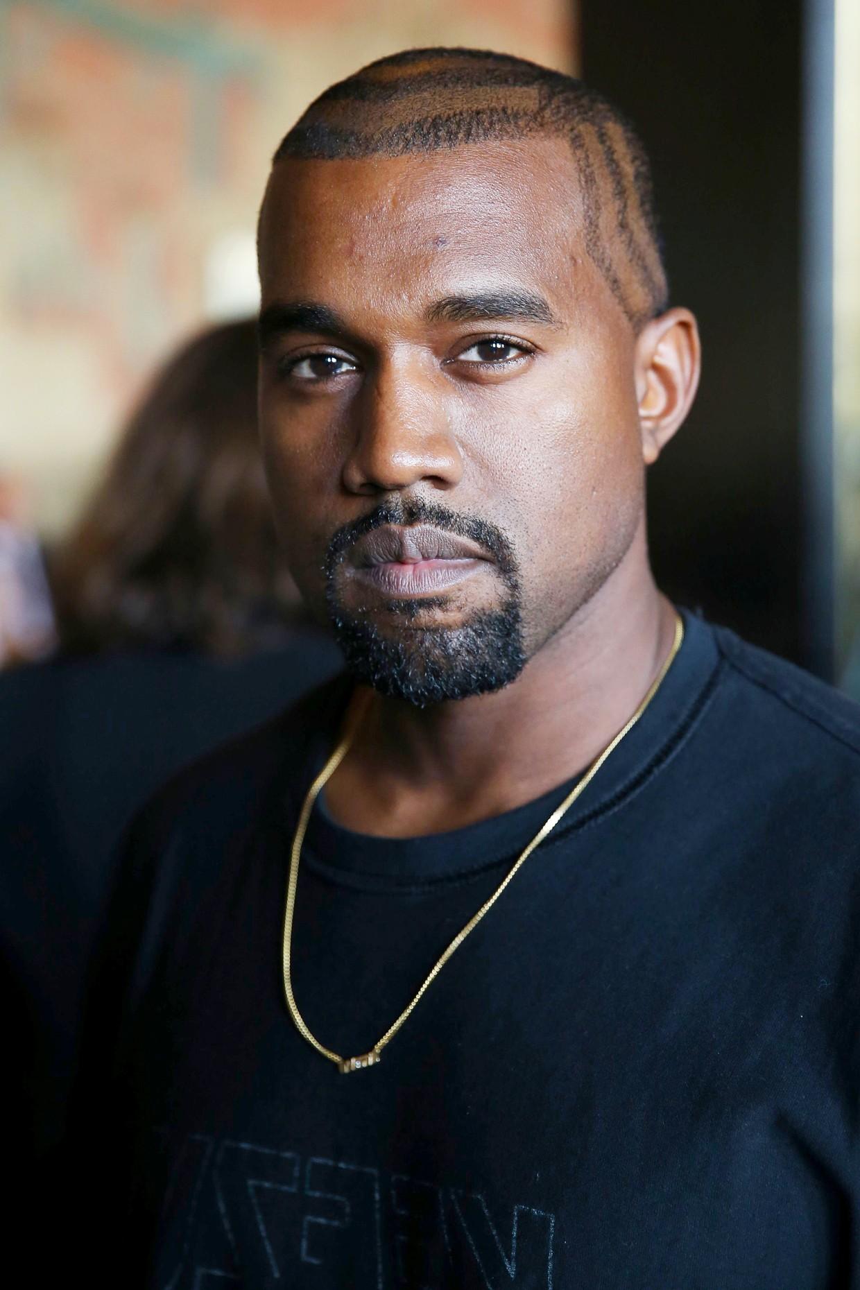 The Many Hair Designs Of Kanye West Billboard Billboard