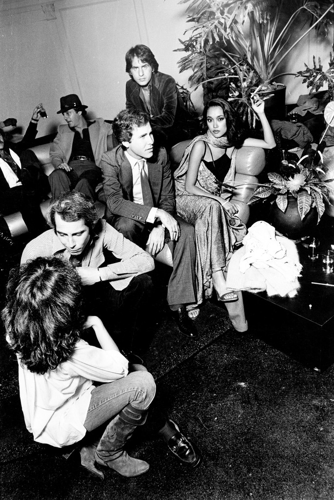 Studio 54 circa 1970.