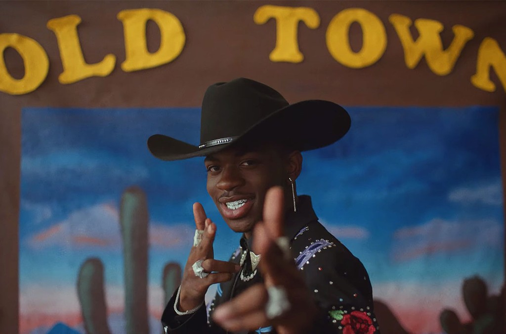 "Lil Nas X, ""Old Town Road"" ft. Billy Ray Cyrus"
