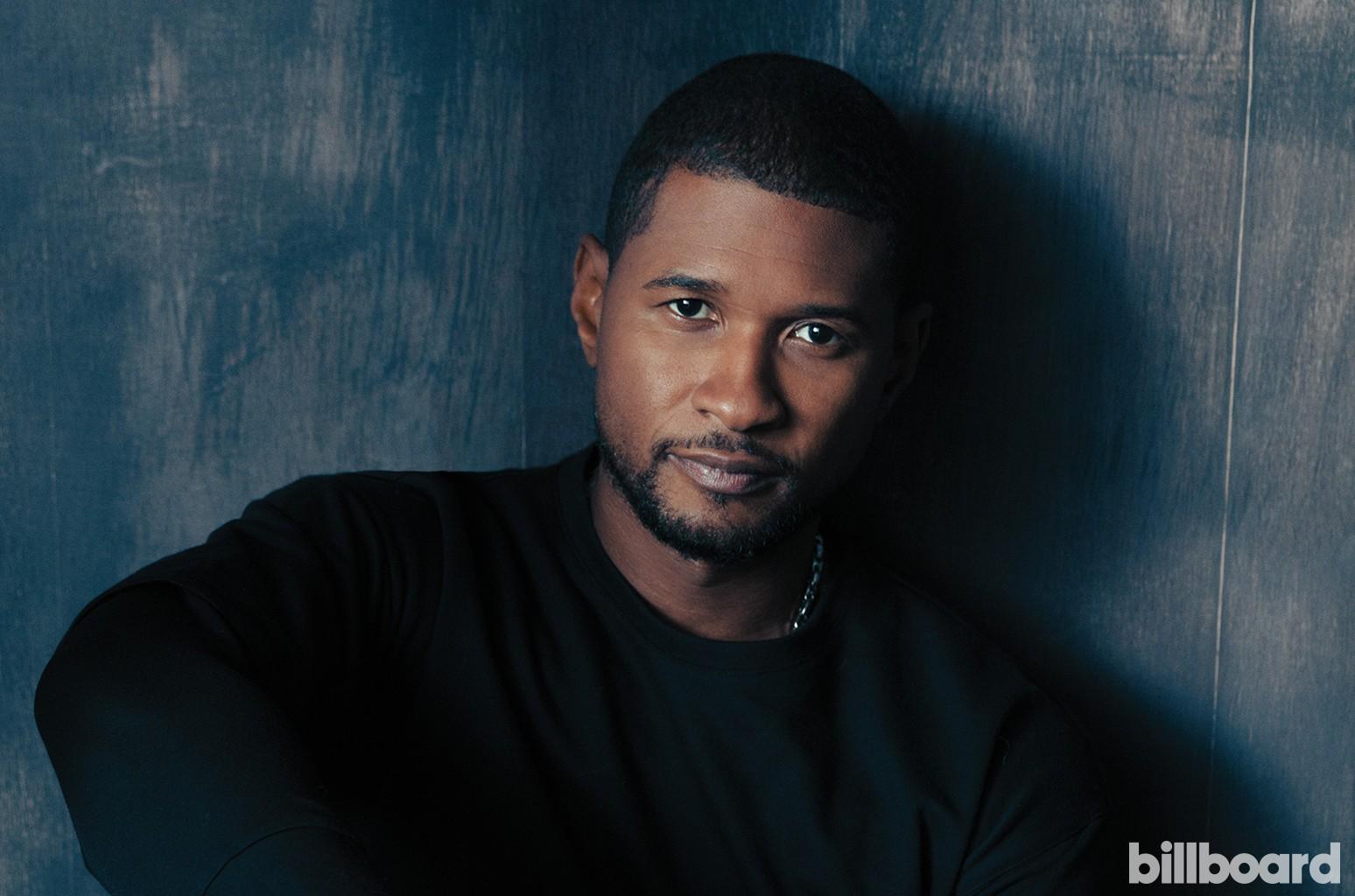 Usher of 'Burden'