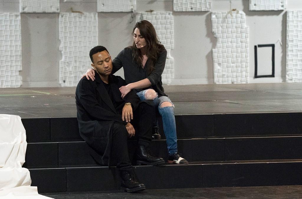 John Legend and Sara Bareilles