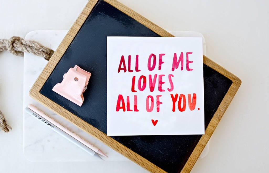 John Legend — All of me loves all of you