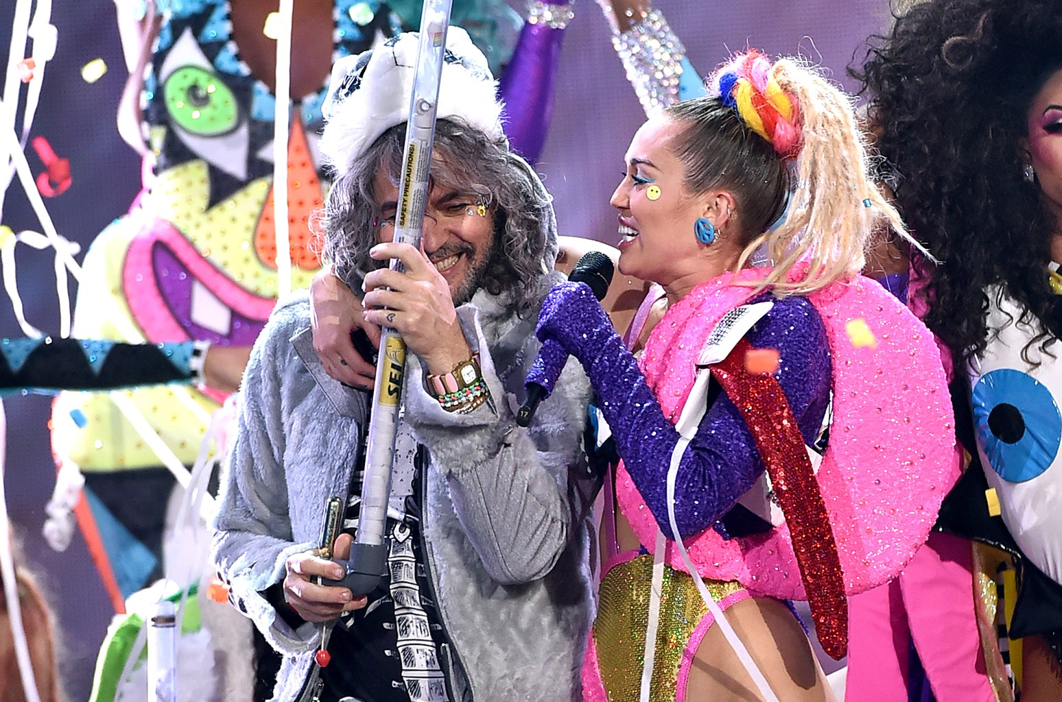 The Flaming Lips and Miley Cyrus