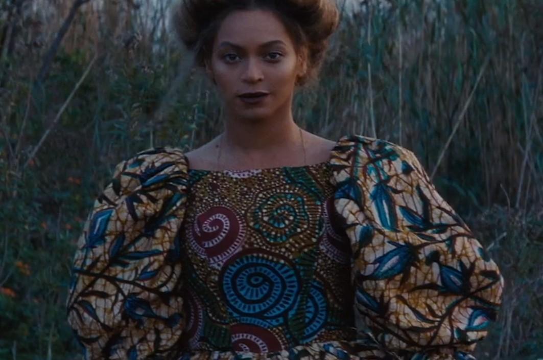 Beyonce in her HBO special 'Lemonade' on April 23, 2016.