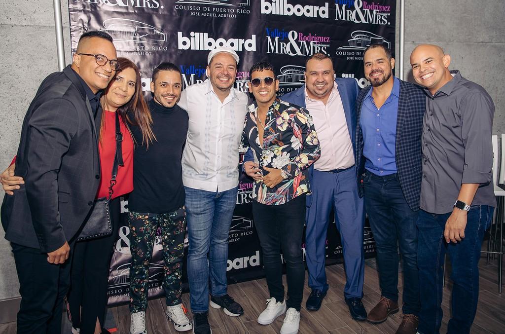 "Rafael Rivera, Soraya Sánchez, Jay Bera, Pedro Javier González, Tito El Bambino, Jose ""Pompi"" Vallejo, Joey Mercado, Roberto Rivera"