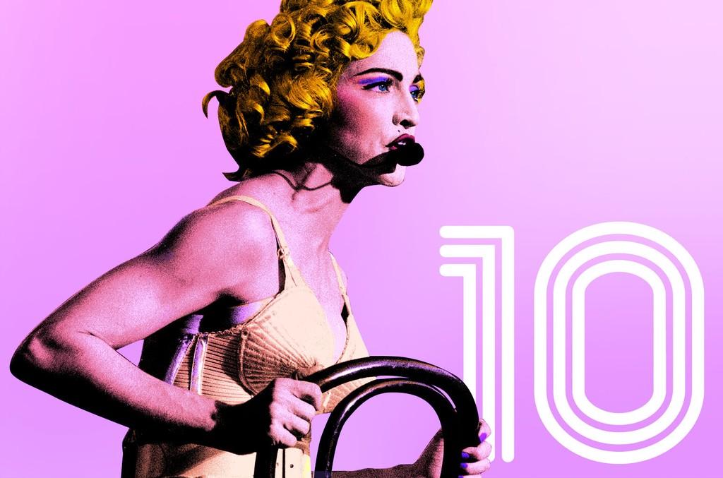 "10. ""Vogue,"" Madonna, 1990"