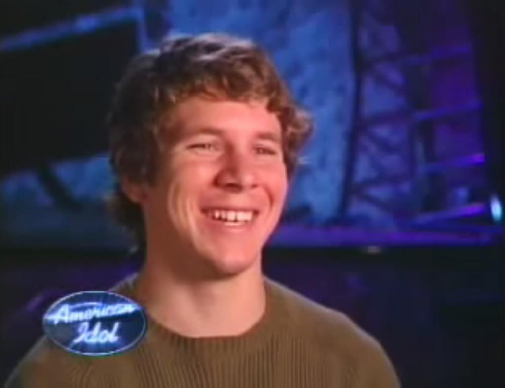 "Jon Peter Lewis on ""American Idol"" Season 3."