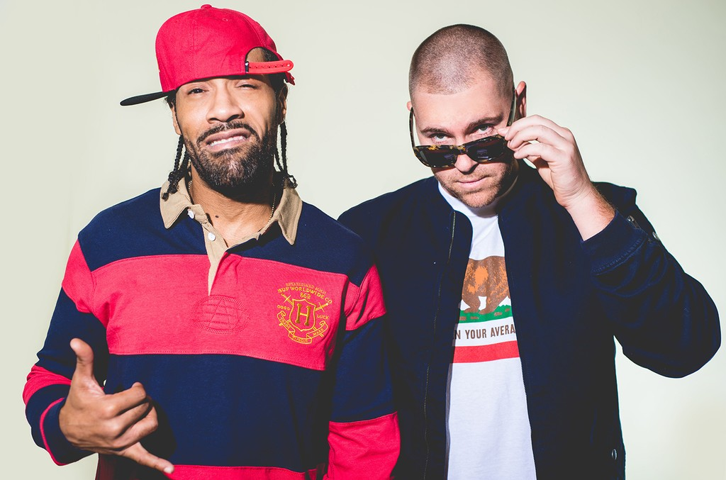 Redman and Jayceeoh of 1000volts