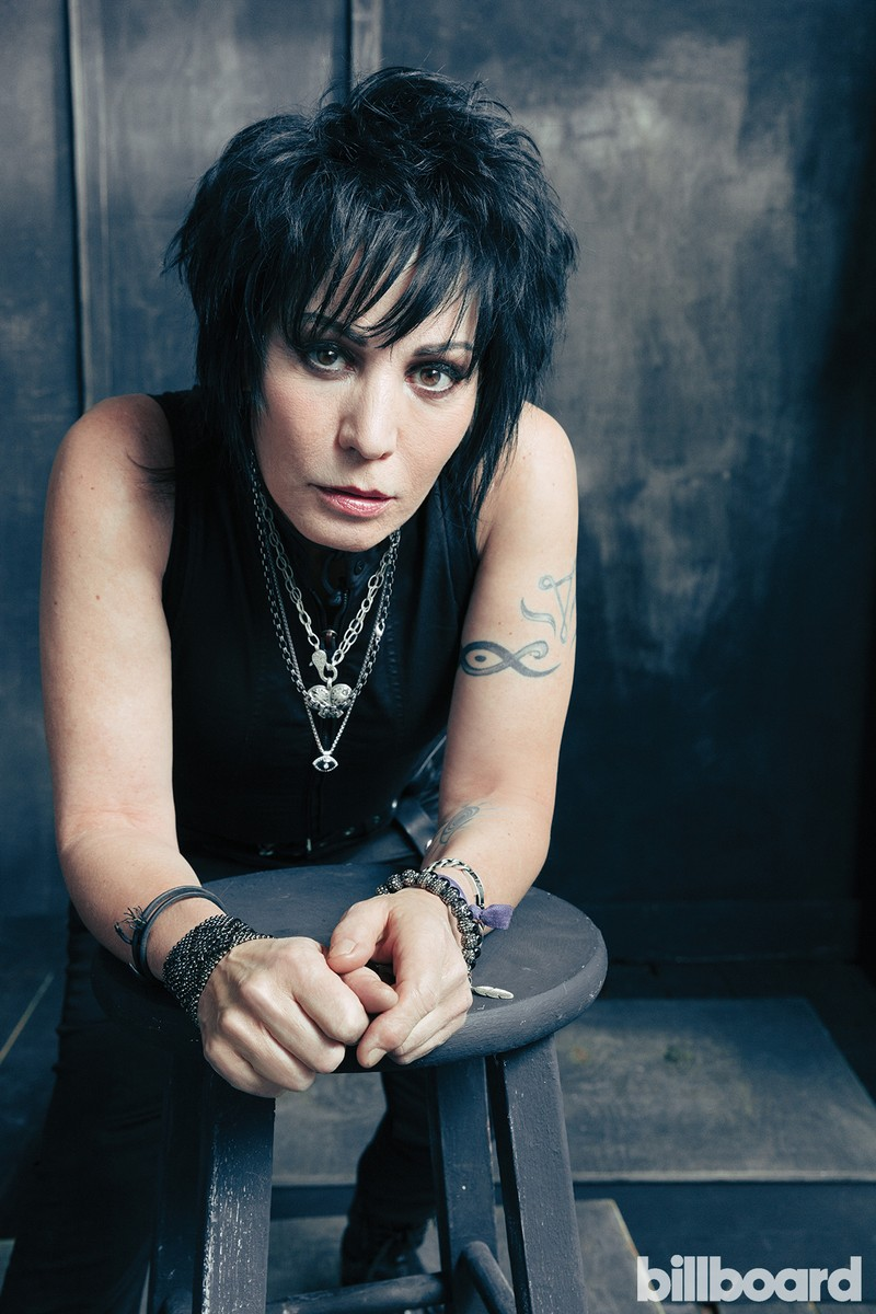Joan Jett of 'Bad Reputation'