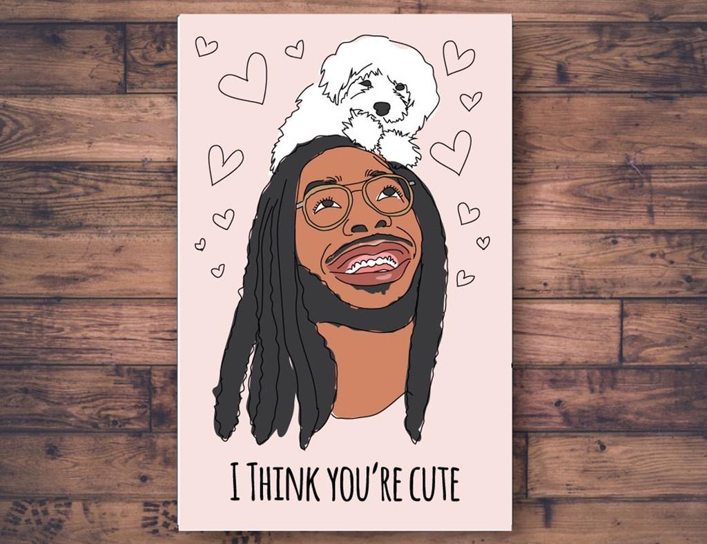 D.R.A.M. — I think you're cute