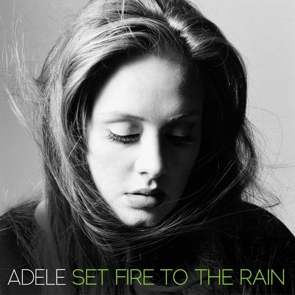 Adele 'Set Fire To The Rain'