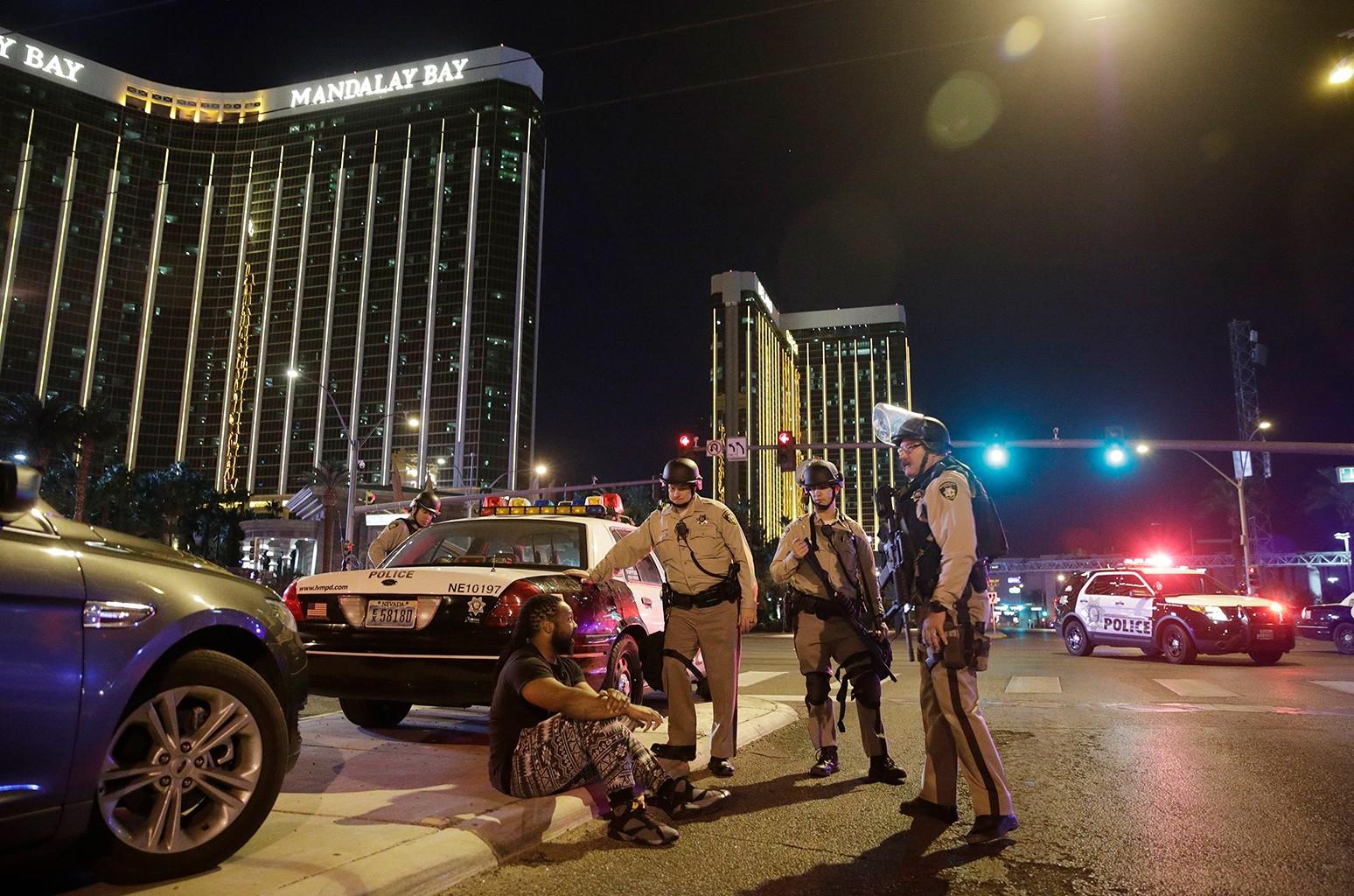 Las Vegas Shooting 2017