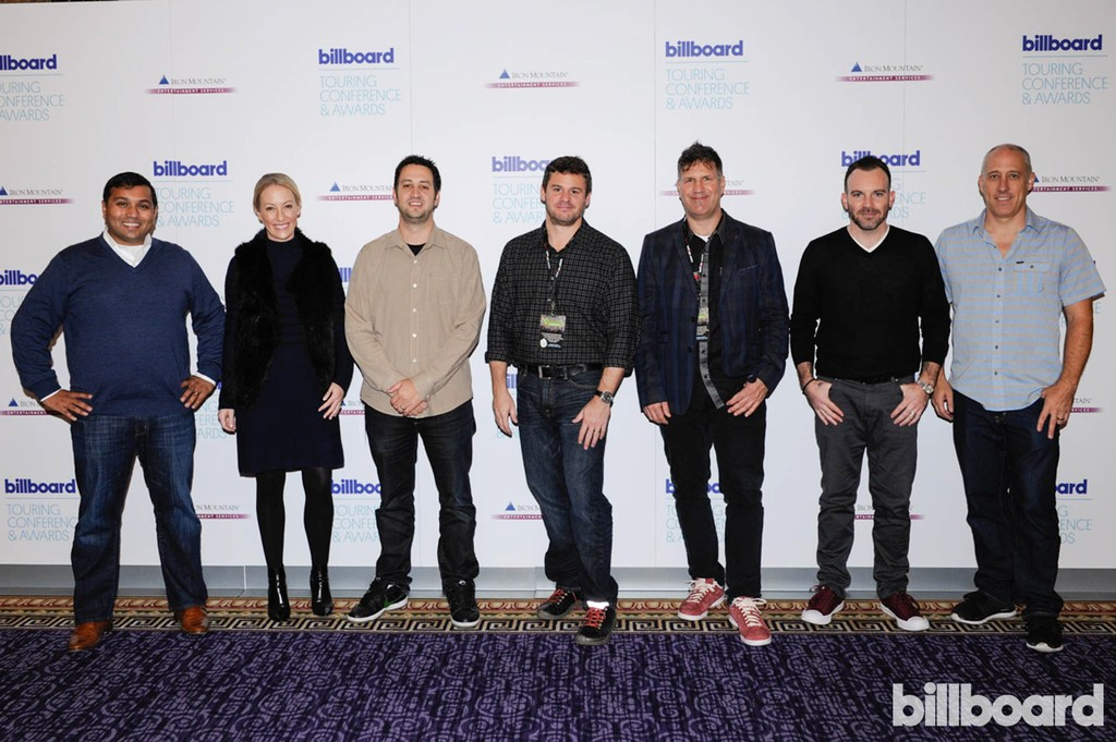 Billboard Touring and Conference Awards