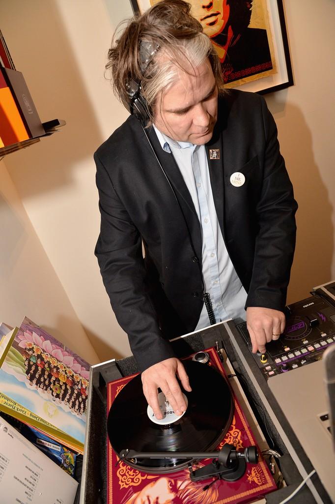 DJ Chris Holmes