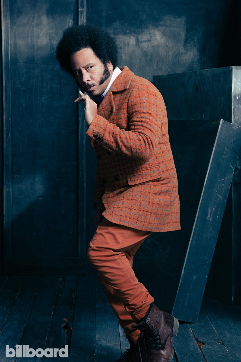 Boots Riley of 'Sorry to Bother You'