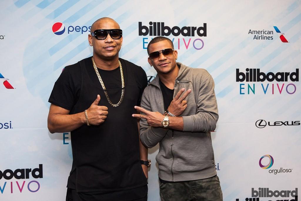 Billboard En Vivo with Gente De Zona at The Fillmore Miami Beach April 27, 2016
