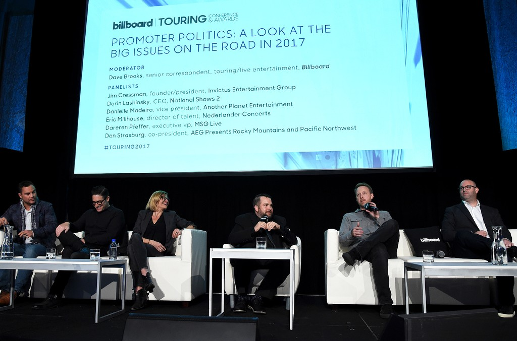 The Promoter Politics: A Look at the Big Issues on the Road in 2017 Panel