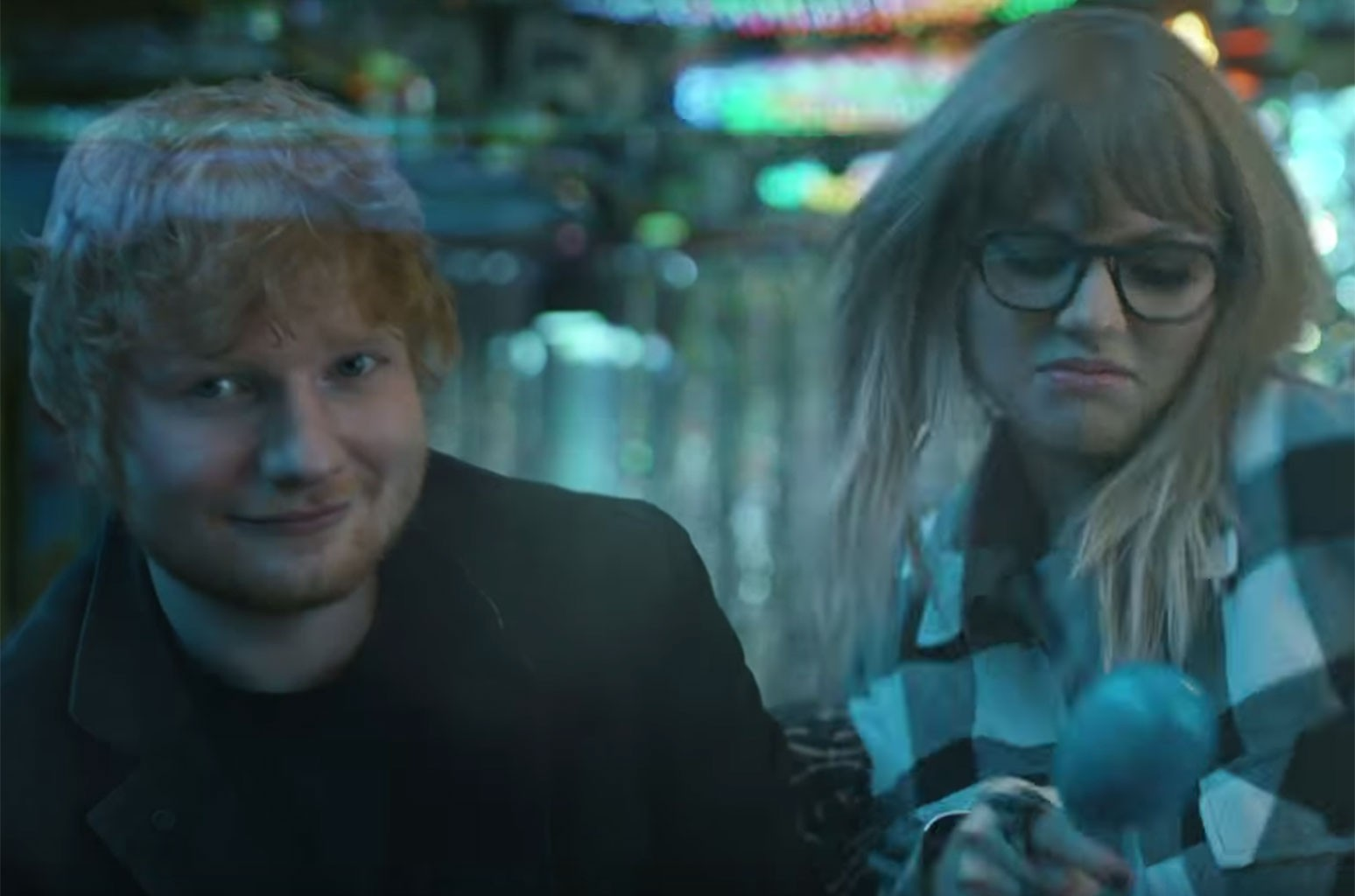 """Taylor Swift ft. Ed Sheeran and Future """"End Game"""""""