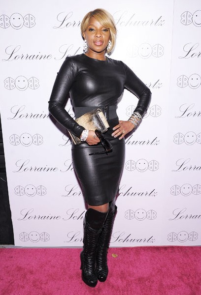 19-mary-j-blige-fashion-black-leather-dress-600