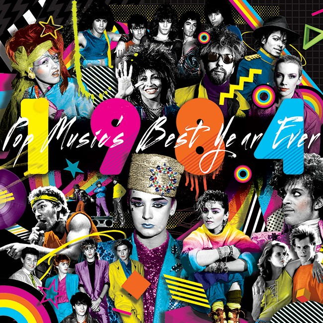 1984: Pop Music's Best Year (BB36)