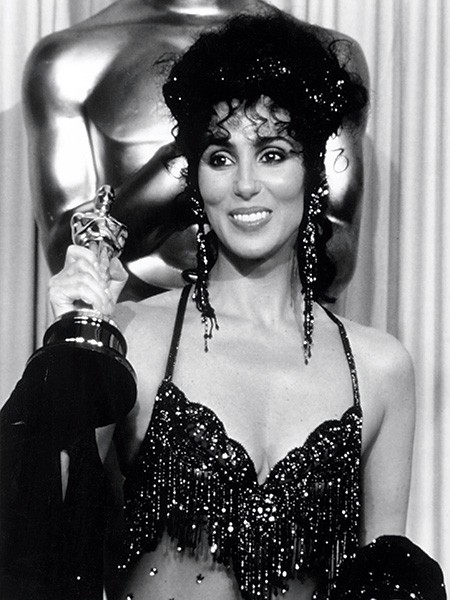 1987: Cher Is Over The Moon