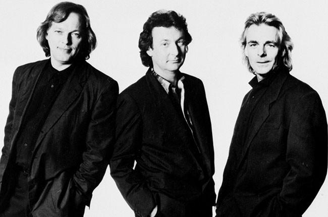 Pink Floyd, 1989.