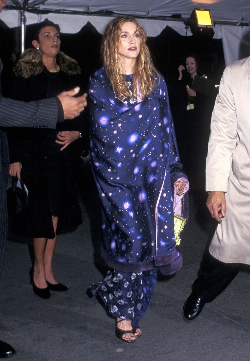 Madonna attends the Metropolitan Museum of Art's Costume Institute Gala