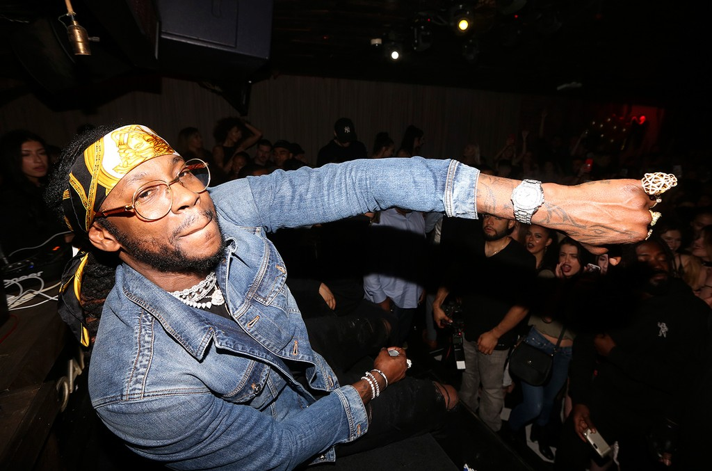 2 Chainz performed at 1 OAK on May 7, 2018.