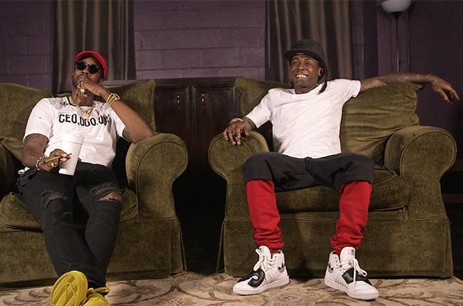 Lil Wayne 2 Chainz genius 2016