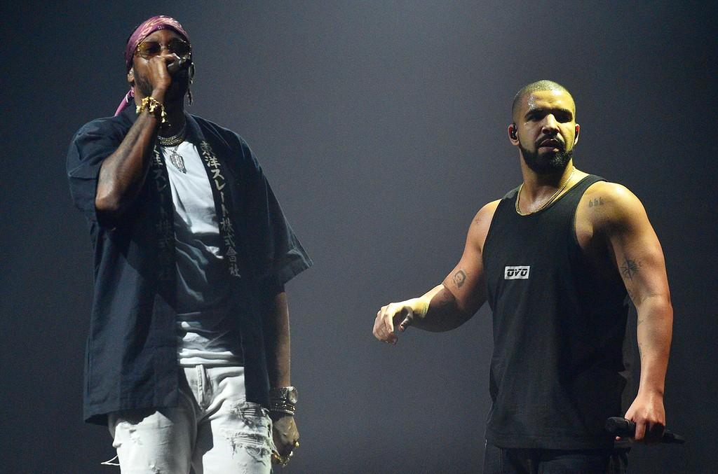 2 Chainz and Drake