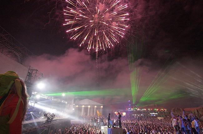 Kazantip Festival