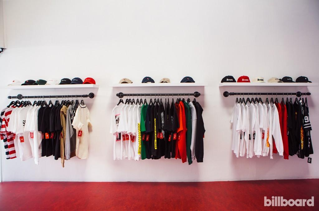 YG 'Still Brazy' Art Installation & Shop