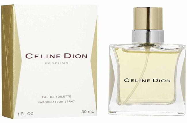 Celion Dion: Parfums, 2003.
