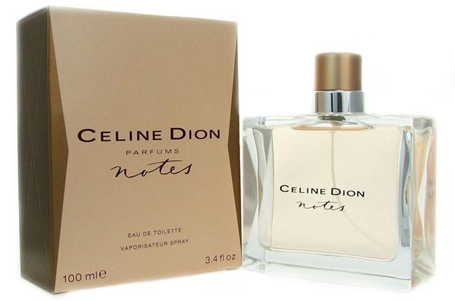 Celine Dion: Notes, 2004.