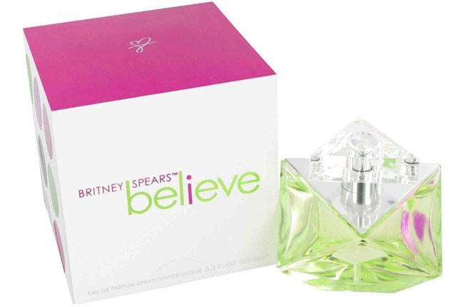 Britney Spears: Believe, 2007.