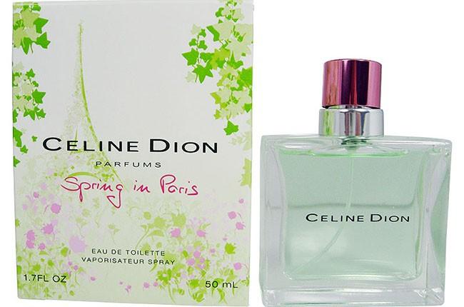 Celine Dion: Spring in Paris, 2007.