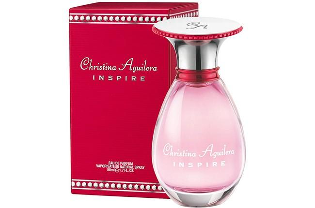 Christina Aguilera: Inspire, 2008.