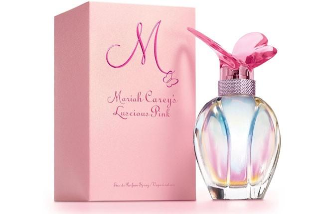 Mariah Carey: Luscious Pink, 2008.
