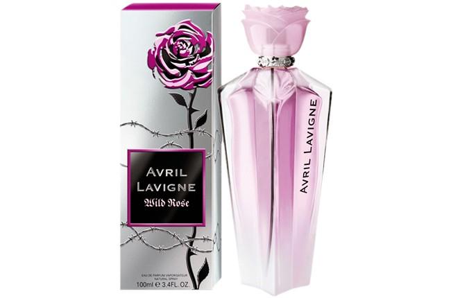 Avril Lavigne: Wild Rose, 2011.