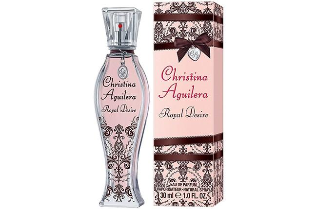 Christina Aguilera: Royal Desire, 2011.