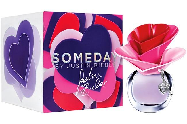 Justin Bieber: Someday, 2011.
