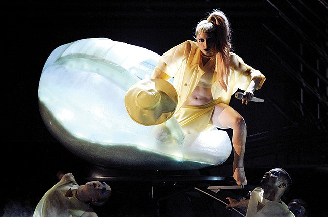 Which Came First, The Lady Or The Egg? (2011)