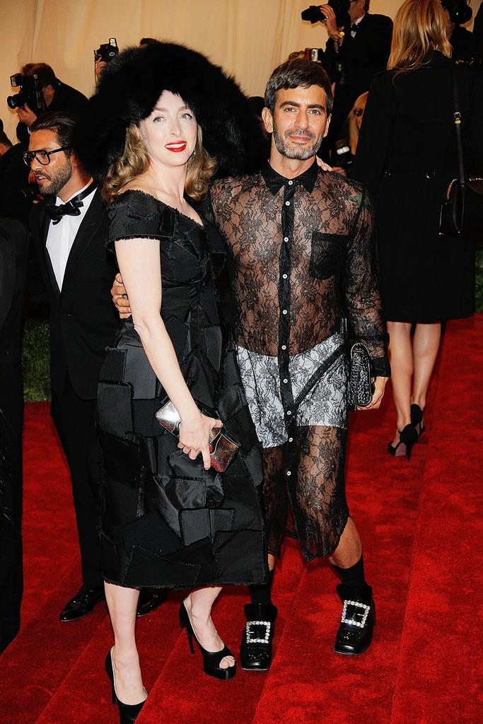 "Marc Jacobs attend the ""Schiaparelli And Prada: Impossible Conversations"" Costume Institute Gala"